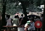 Image of chaplain speaks to Vietnamese refugees United States USA, 1975, second 52 stock footage video 65675050954