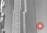 Image of Power uses by New York landmarks New York City USA, 1936, second 24 stock footage video 65675050962