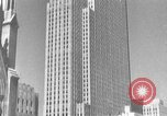 Image of Power uses by New York landmarks New York City USA, 1936, second 25 stock footage video 65675050962