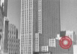 Image of Power uses by New York landmarks New York City USA, 1936, second 26 stock footage video 65675050962