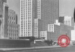 Image of Power uses by New York landmarks New York City USA, 1936, second 27 stock footage video 65675050962