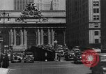 Image of Power uses by New York landmarks New York City USA, 1936, second 35 stock footage video 65675050962