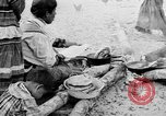 Image of Seminole Native American Indians cook food Florida United States USA, 1919, second 3 stock footage video 65675050982