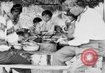 Image of Seminole Native American Indians cook food Florida United States USA, 1919, second 31 stock footage video 65675050982