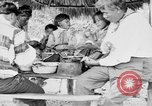 Image of Seminole Native American Indians cook food Florida United States USA, 1919, second 41 stock footage video 65675050982