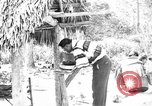 Image of Seminole Native American Indians cook food Florida United States USA, 1919, second 47 stock footage video 65675050982