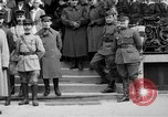 Image of army nurses and soldiers France, 1918, second 3 stock footage video 65675050990