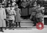 Image of army nurses and soldiers France, 1918, second 4 stock footage video 65675050990