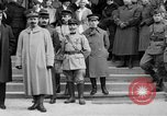 Image of army nurses and soldiers France, 1918, second 7 stock footage video 65675050990