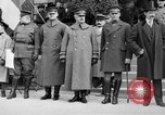 Image of army nurses and soldiers France, 1918, second 20 stock footage video 65675050990