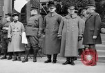 Image of army nurses and soldiers France, 1918, second 22 stock footage video 65675050990