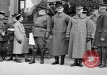 Image of army nurses and soldiers France, 1918, second 23 stock footage video 65675050990