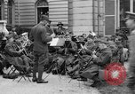 Image of army nurses and soldiers France, 1918, second 35 stock footage video 65675050990