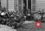 Image of army nurses and soldiers France, 1918, second 39 stock footage video 65675050990