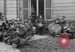 Image of army nurses and soldiers France, 1918, second 40 stock footage video 65675050990