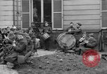 Image of army nurses and soldiers France, 1918, second 41 stock footage video 65675050990