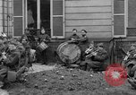 Image of army nurses and soldiers France, 1918, second 42 stock footage video 65675050990