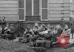 Image of army nurses and soldiers France, 1918, second 47 stock footage video 65675050990