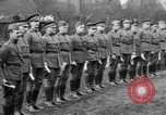 Image of army nurses and soldiers France, 1918, second 50 stock footage video 65675050990