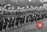 Image of army nurses and soldiers France, 1918, second 51 stock footage video 65675050990