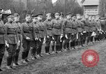 Image of army nurses and soldiers France, 1918, second 52 stock footage video 65675050990