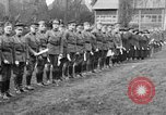Image of army nurses and soldiers France, 1918, second 54 stock footage video 65675050990