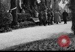 Image of army nurses and soldiers France, 1918, second 56 stock footage video 65675050990