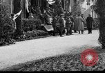 Image of army nurses and soldiers France, 1918, second 57 stock footage video 65675050990