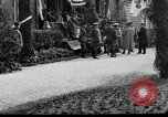Image of army nurses and soldiers France, 1918, second 58 stock footage video 65675050990