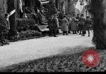 Image of army nurses and soldiers France, 1918, second 60 stock footage video 65675050990