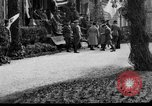Image of army nurses and soldiers France, 1918, second 61 stock footage video 65675050990