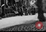 Image of army nurses and soldiers France, 1918, second 62 stock footage video 65675050990