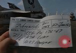 Image of USS Ranger South China Sea, 1968, second 3 stock footage video 65675051011