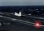 Image of USS Ranger Pacific Ocean, 1960, second 16 stock footage video 65675051015