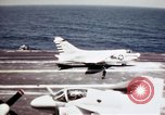 Image of USS Ranger South China Sea, 1970, second 6 stock footage video 65675051023