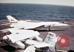 Image of USS Ranger South China Sea, 1970, second 49 stock footage video 65675051023