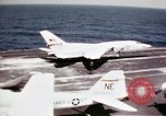 Image of USS Ranger South China Sea, 1970, second 55 stock footage video 65675051023