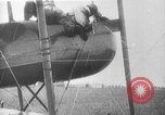 Image of dogfight of aircraft European Theater, 1918, second 1 stock footage video 65675051030