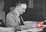 Image of John Calvin Coolidge United States USA, 1923, second 18 stock footage video 65675051046