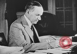 Image of John Calvin Coolidge United States USA, 1923, second 21 stock footage video 65675051046