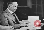 Image of John Calvin Coolidge United States USA, 1923, second 23 stock footage video 65675051046