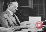 Image of John Calvin Coolidge United States USA, 1923, second 24 stock footage video 65675051046