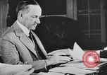 Image of John Calvin Coolidge United States USA, 1923, second 25 stock footage video 65675051046