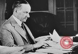 Image of John Calvin Coolidge United States USA, 1923, second 26 stock footage video 65675051046