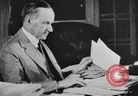 Image of John Calvin Coolidge United States USA, 1923, second 27 stock footage video 65675051046