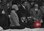 Image of President and Mrs. Calvin Coolidge at baseball game Washington DC USA, 1927, second 11 stock footage video 65675051047