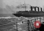 Image of Air power eclipsing Ocean liners for speedy travel Atlantic Ocean, 1925, second 31 stock footage video 65675051055