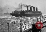 Image of Air power eclipsing Ocean liners for speedy travel Atlantic Ocean, 1925, second 35 stock footage video 65675051055