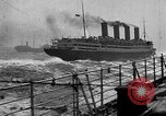 Image of Air power eclipsing Ocean liners for speedy travel Atlantic Ocean, 1925, second 37 stock footage video 65675051055
