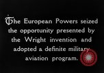 Image of development of air power France, 1909, second 49 stock footage video 65675051059